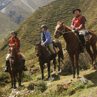 Stacey Adams Active Riding Trips