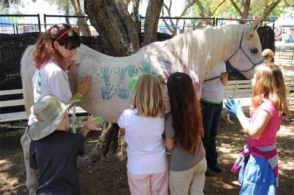 Pony Painting!