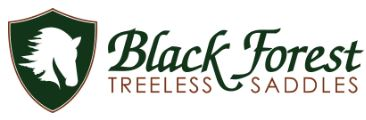 Black Forest Treeless Saddles